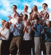 the Newman Singers